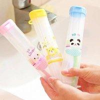 Doosje Voor Tandenborstel En Tandpasta