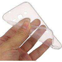 Transparant Softcase Hoesje voor de Samsung Galaxy Core Prime
