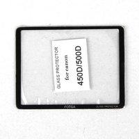Glazen Screenprotector voor Canon EOS 450D/500D