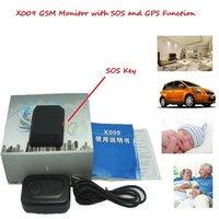 Mini Video Camera met SOS en GPS Functie