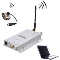 Bewakingscamera met Video/Audio Ontvanger