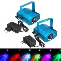 LED Discolampen RGB 3W