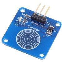 Arduino Capacitive Touch Sensor 5x
