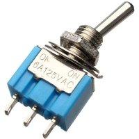 Toggle Switch (AC 125V 6A)