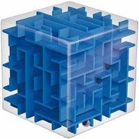 3D Puzzel Kubus Labyrint met Balletje