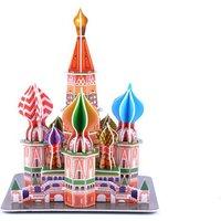 3D Puzzels Gebouwen Moskou