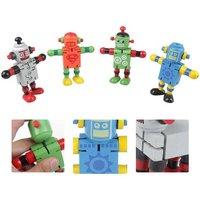 Houten Speelgoed Kleuter Robot Transformer