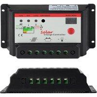 PWM Regelaar 12-24V 10 en 20A met Digitaal LCD Scherm