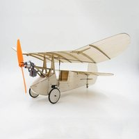 Bouwpakket Houten Vliegtuig