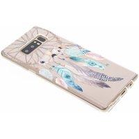 Dromenvanger design�TPU hoesje voor de Samsung Galaxy Note 8