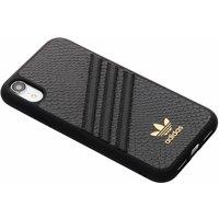 Zwarte Moulded Snake Case voor de iPhone Xr