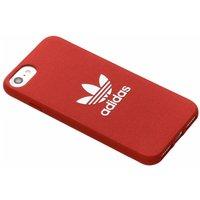 Donkerrode Adicolor Moulded Case voor de iPhone 8-7-6s-6
