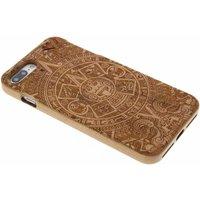 Aztec houten hardcase hoesje met print voor de iPhone 7 Plus