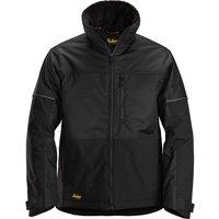 Snickers Mens AllroundWork Winter Jacket-Black-XL