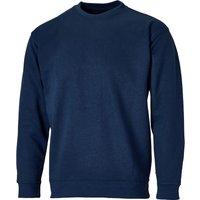 Dickies SH11125 NV M Size Medium Sweatshirt - Navy Blue