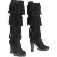 ANNA F. FOOTWEAR Boots Women on YOOX.COM Black