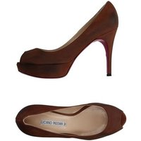 LUCIANO PADOVAN FOOTWEAR Courts Women on YOOX.COM Brown