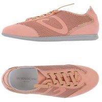 GUARDIANI SPORT FOOTWEAR Low-tops & sneakers Women on YOOX.COM Salmon pink