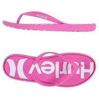 HURLEY FOOTWEAR Toe post sandals Women on YOOX.COM