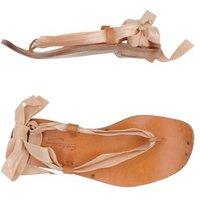 DIMISSIANOS & MILLER FOOTWEAR Toe post sandals Women on YOOX.COM