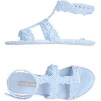 MELISSA + CAMPANA FOOTWEAR Toe post sandals Women on YOOX.COM