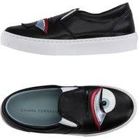 CHIARA FERRAGNI SCHUHE Low Sneakers & Tennisschuhe Damen on YOOX.COM