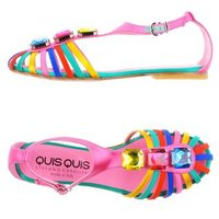QUIS QUIS FOOTWEAR Sandals Girl on YOOX.COM