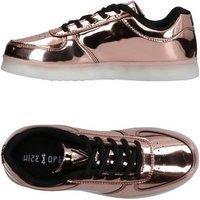 WIZE & OPE SCHUHE Low Sneakers Tennisschuhe Damen on YOOX.COM