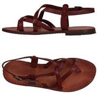 FABIO RUSCONI FOOTWEAR Toe post sandals Women on YOOX.COM