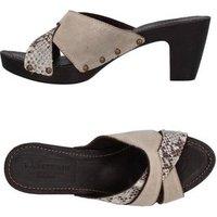 VALLEVERDE FOOTWEAR Mules Women on YOOX.COM