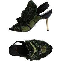 TIPE E TACCHI SCHUHE Sandalen Damen on YOOX.COM