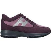 HOGAN SCHUHE Low Sneakers & Tennisschuhe Damen on YOOX.COM