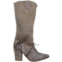 DIVINE FOLLIE SCHUHE Stiefel Damen on YOOX.COM