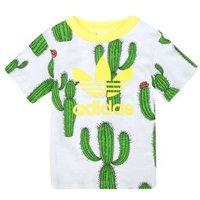 ADIDAS ORIGINALS by MINI RODINI TOPWEAR T-shirts Boy on YOOX.COM
