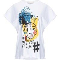 UNE FILLE TOPWEAR T-shirts Women on YOOX.COM