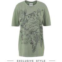 FASHION-B-E-S-T--x-YOOX-TOPWEAR-Tshirts-Women-