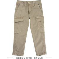 LES PETITES ABEILLES x YOOX TROUSERS Casual trousers Boy on YOOX.COM