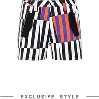 ARTHUR ARBESSER x YOOX TROUSERS Shorts Women on YOOX.COM