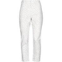 SEI SETTE 57 TROUSERS Casual trousers Women on YOOX.COM