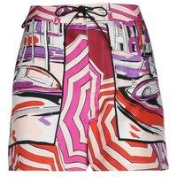 EMILIO PUCCI TROUSERS Bermuda shorts Women on YOOX.COM