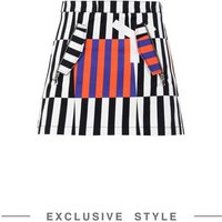 ARTHUR ARBESSER x YOOX SKIRTS Mini skirts Women on YOOX.COM
