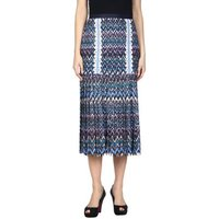 SALONI SKIRTS 3/4 length skirts Women on YOOX.COM