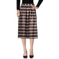 MOMONI SKIRTS 3/4 length skirts Women on YOOX.COM