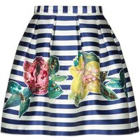 ALLURE SKIRTS Knee length skirts Women on YOOX.COM