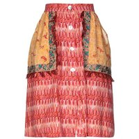 OPALINE SKIRTS Knee length skirts Women on YOOX.COM