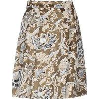 PUROTATTO SKIRTS Knee length skirts Women on YOOX.COM