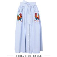 STELLA JEAN x YOOX SKIRTS 3/4 length skirts Women on YOOX.COM