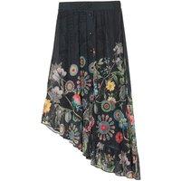 DESIGUAL-SKIRTS-34-length-skirts-Women-