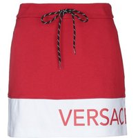 VERSACE JEANS SKIRTS Mini skirts Women on YOOX.COM