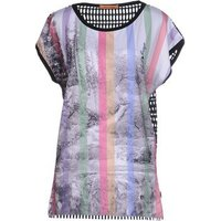 BLACK ORANGE TOPWEAR T-shirts Women on YOOX.COM